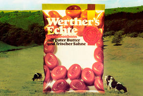 Werther's Original 1969: Werther's Echte conquer Germany
