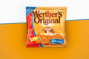 Werther's Original 2005: The sugar-free alternative