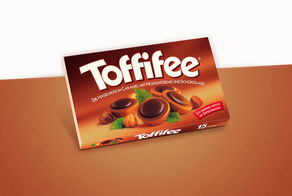 Toffifee 2000: Worldwide success